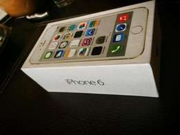 iPhone 6 64gb sealed for sale