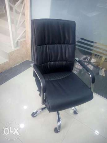 New Exotic Leather Office Chair Lekki - image 1