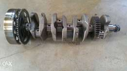 Yamaha R6 Crank and Slipper clutch