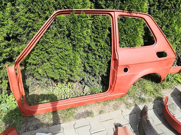 Niesamowite Fiat 126p blacharka karoseria nowe części ST Wrocław Krzyki • OLX.pl LZ59