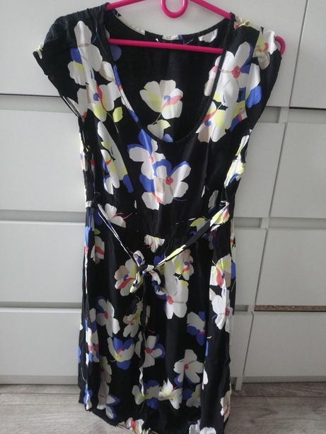 Sukienka 42 xl kwiaty Dorothy Perkins Warszawa Praga