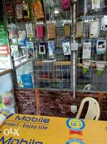Quick sale-Mobile phones/Accessories & Mpesa shop.