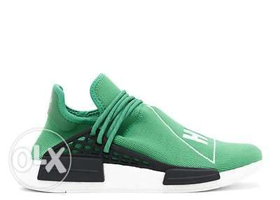 Adidas Human race sneakers Ikeja Government Reserved Area - image 1