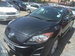 Mazda Axela 2010 fully loaded, excellent condition.