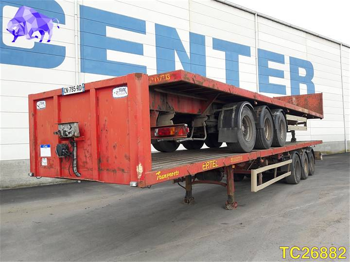 Trax Flatbed - 2002