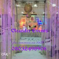 Events and decoration company