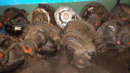 Scania Front Diff 3.4 Ratio