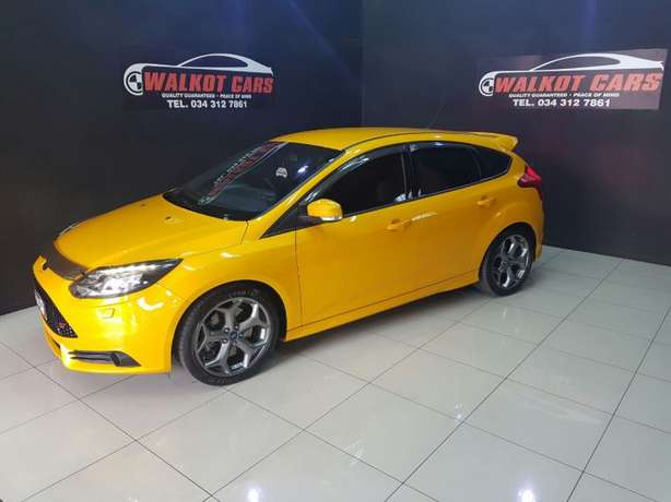 2015 Ford Focus ST3 2.0 Ecoboost Newcastle - image 1