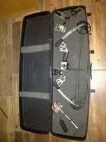 Mission by Matthew's craze compound bow