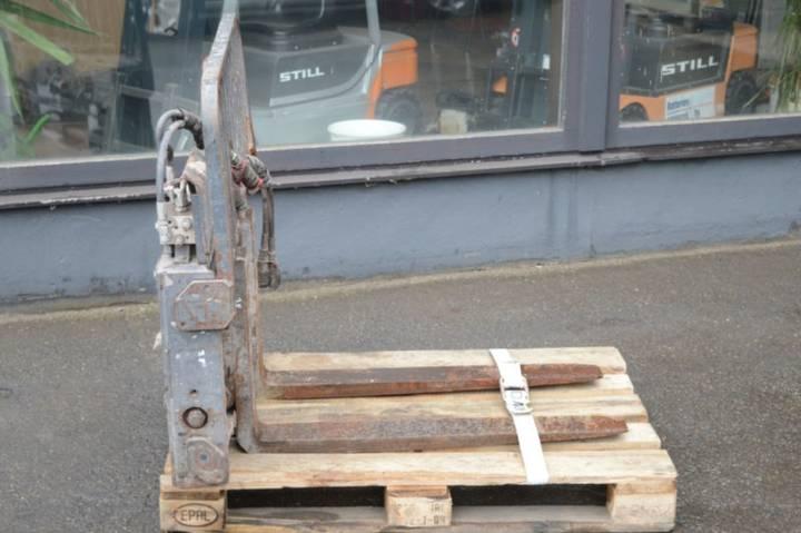 Stabau zinkenverstellgerät mit seitenschieber - 2012