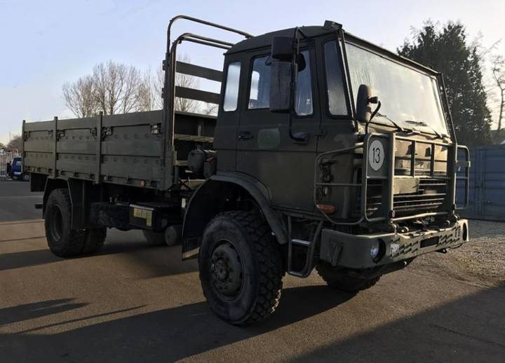 DAF 4442 4x4 - 1991