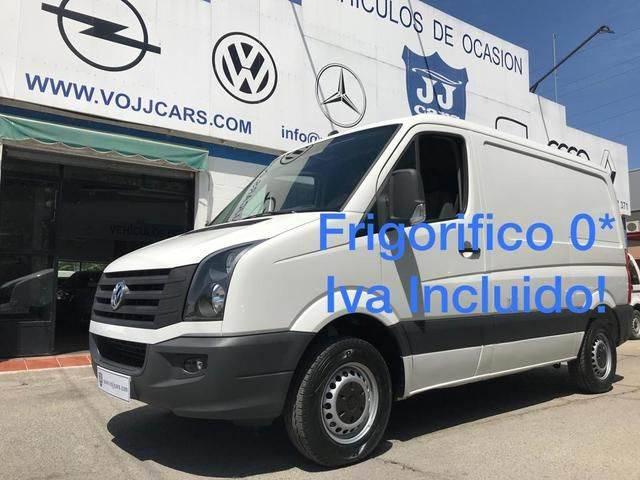 Volkswagen Crafter Pro Furgón Bmt 30 Bc Tn 109 - 2014