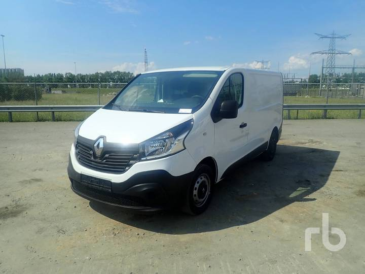 Renault TRAFIC 1.6DCI - 2016