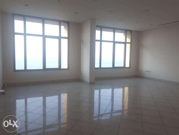 3 Bedroom sea view apartment for Rent in Salmiya at 1200KD