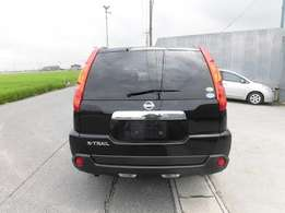 Nissan x-trail brand new car