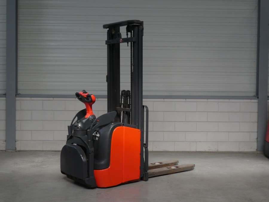 Linde L 14 ap i - Triplex - NEW battery !!