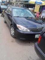 2 months used Toyota Camry 2003/04 Model For Sale!