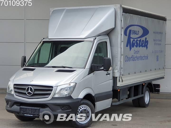 Mercedes-Benz Sprinter 516 CDI 19m3 Airco - 2014