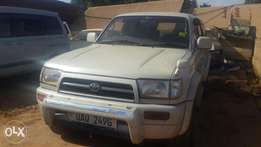 Toyota surf diselo has gd engine less consumption well handled