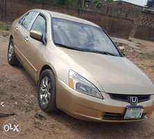 Clean used Honda accord EOD for sale