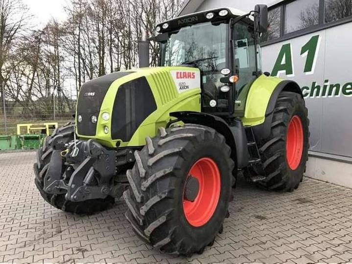 Claas axion 820 cmatic - 2013