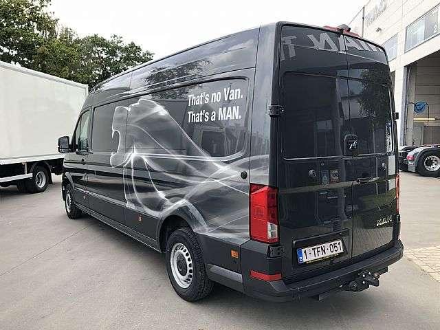 MAN TGE 3.140 Bestelwagen Wielbasis: 4490 mm Motor: 2, - 2017 - image 3