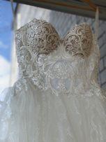 b7f11d1d231b622 Свадебные платья в Житомирской области: купить свадебное платье бу ...