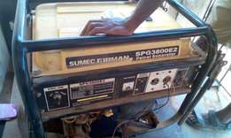 6.5kva generator for sale. Serious buyer call only.