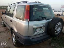 Sharp Honda CRV