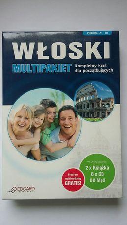 7e63b0314f2867 Włoski Myltipakiet kurs 7 płyt+ podręczniki Poznań Wilda • OLX.pl