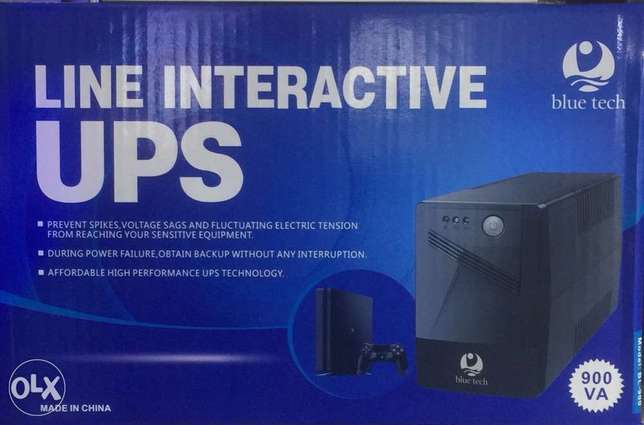 UPS 900 VA for PS4