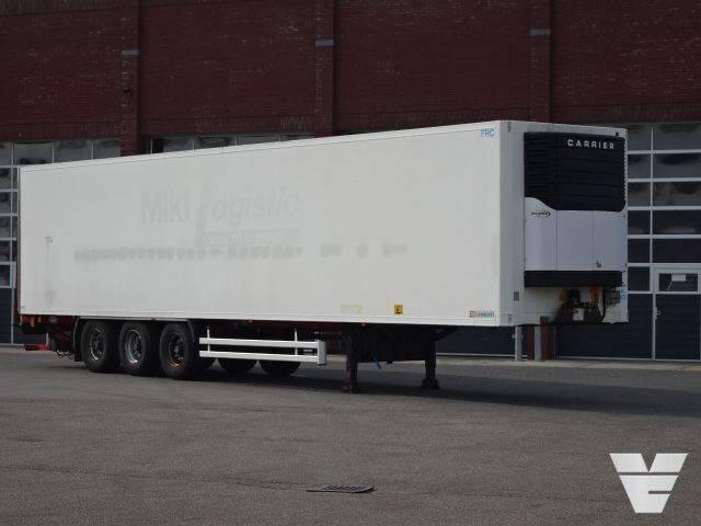 Lamberet SR2 Frigo Trailer Carrier Maxima 1300 - 2011