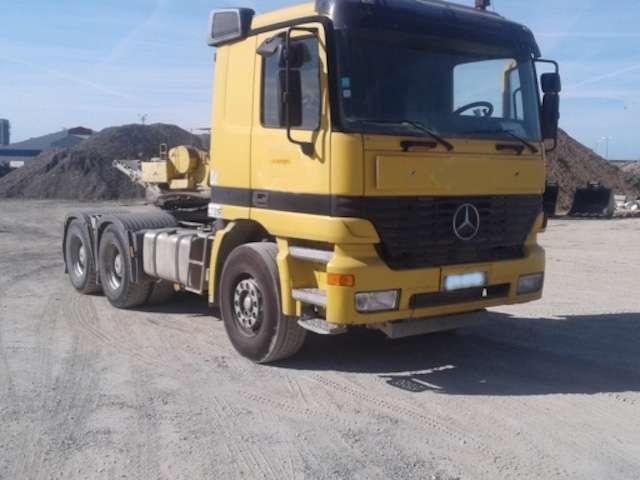 Mercedes-Benz ACTROS 2653 - 2000