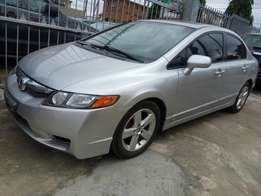 Foreign used Honda civic 2009 model