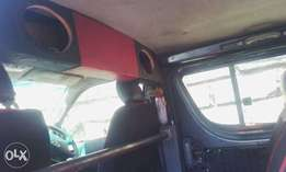 Toyota hiece 14 seater