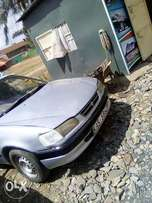 A clean Toyota 110 well serviced 290k.