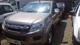 Isuzu D Max local for quick sale