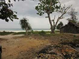 Galu /Kinondo Beach plot 4.7 acre 25 mill ksh per acre.