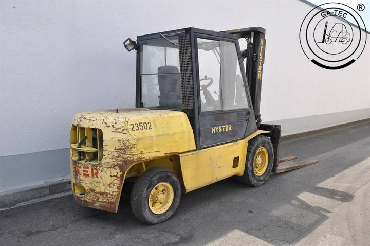 Hyster H5.00XL - 1996 - image 6