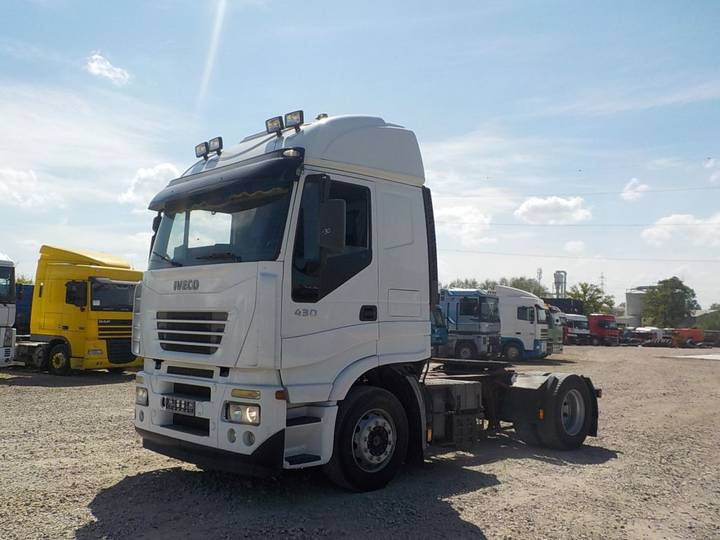 Iveco Stralis 430 (MANUAL GEARBOX) - 2003