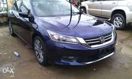 2014 Honda accord sports special edition, navy deep blue color, V4.