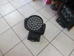 Led Moving Head Lights In Good Condition