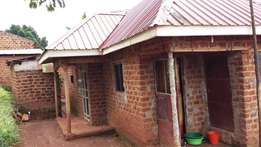 2bedrooms house for sale in ndenje plot 25 by 50ft at 18 millions