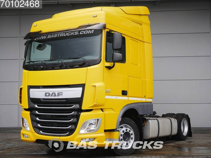 DAF XF 460 4X2 Mega Standklima Euro 6 - 2014