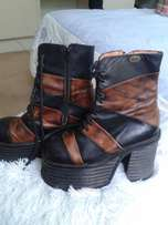 Retro 70's Boots for sale in excellent condition!