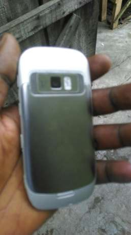 original UK used Nokia C7 with whatsapp access for sale Agege - image 5
