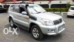2004 Toyota Prado KBQ 3.4ltr auto Alloys New tires Clean