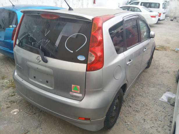 Nissan note with body kits Mombasa Island - image 4