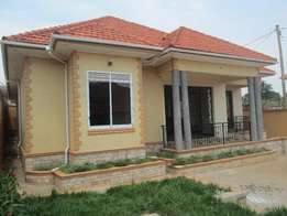 Brand new three self contained stand alone at 350m in Kira main.