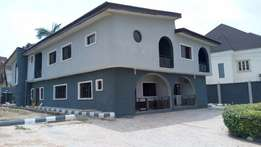 4 bedroom detached duplex at Iyaganku GRA